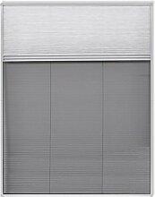 Festnight 160 x 110 cm Insektenschutz Dachfenster