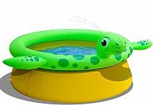 Festnight Aufblasbares Schwimmbecken Schwimmbad