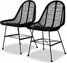 Festnight Esszimmerstühle Küchenstuhl Stuhl Set