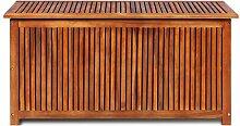 Festnight- Garten Aufbewahrungsbox Auflagenbox mit