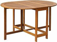 Festnight Gartentisch Esstisch Tisch