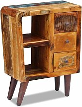 Festnight Holz Sideboard Konsolentisch Highboard