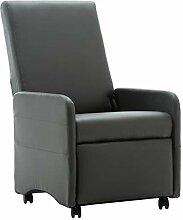 Festnight Liegesessel Moderner Relaxsessel Sessel