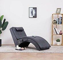 Festnight Massage Relaxliege mit Kissen |