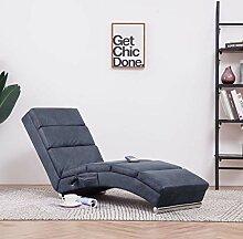 Festnight Massage Relaxliege | Wohnzimmer