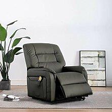 Festnight Massage-TV-Sessel mit Aufstehhilfe