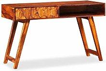 Festnight Schreibtisch Arbeitstisch Massivholz