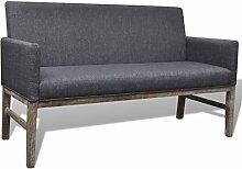 Festnight Sofa Sitzbank Loungebank Polsterbank