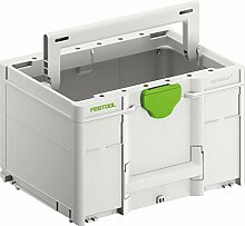 Festool 204866 Systainer³ Toolbox SYS 3 TB M 237