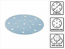 Festool Schleifscheiben STF D150/16 P80 GR/50 Grana