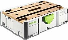 Festool Systainer - T-LOC SYS MFT - Nr. 500076 - mobile Werkbank - Multifunktionstisch