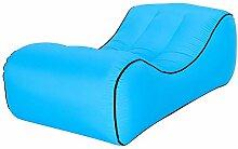 Feuchtigkeitsfeste Bodenmatte Aufblasbares Sofa,