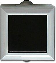 Feuchtraum Wechselschalter Aufputz Schalter AP IP54 16A/250V grau