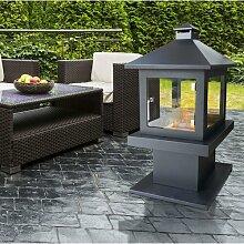 Feuerkorb Cheviot aus Aluminium Garten Living
