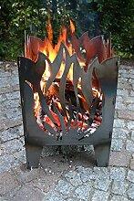 Feuerkorb Flamme XXL
