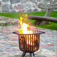 Feuerkorb Interlachen aus Stahl Garten Living