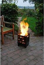 Feuerkorb Stiles aus Metall Garten Living