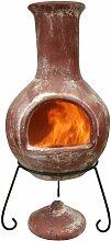 Feuerofen Colima Gardeco Beschichtung: Rot