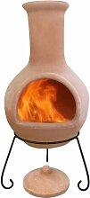Feuerofen Colima Gardeco Beschichtung: Terrakotta