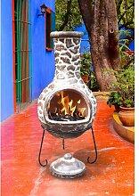 Feuerofen Mexican Gardeco Größe: 130 cm H x 50