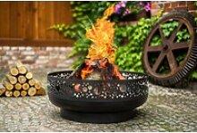 Feuerschale 350 mit Motiv - Ø 80cm (Zubehör