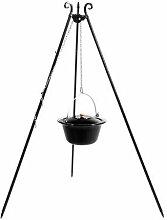 Feuerschale Bywood aus Edelstahl Garten Living