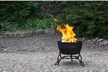 Feuerschale Elidir aus Gusseisen Gardeco