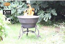 Feuerschale Safir aus Gusseisen Gardeco