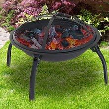 Feuerschale Shallowater Garten Living