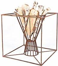 Feuerstelle Grill Feuerschale Kerzenhalter Würfel