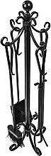 Feuerstelle Werkzeuge 5. STCK Kaminwerkzeuge Set