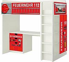 Feuerwehr Aufkleber - SH01 - passend für die
