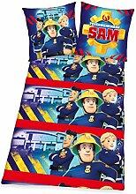 Feuerwehrmann Sam - Kinder Wende Bettwäsche