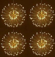 Feuerwerk Lichter Feuerwerk Lichterketten, 120 Led
