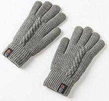 FF Handschuhe Männer Dicke warme warme