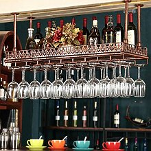FFJJQAN Deckenbehang Weinregal,Bar