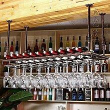 FFJJQAN Der Weinglashalter Steht auf dem Kopf,An