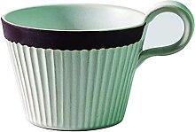 FFLLBPS0903 Becher,Vintage große Teetasse,