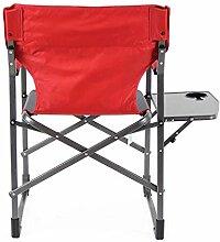 FFyy F Armlehne Camping Stuhl mit Armlehne und