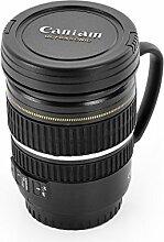 FGF-EU Kamera-Objektiv-Kaffeetassen Kaffeetassen
