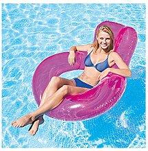FGHUB Luftmatratze Wasser Pool Spielzeug Badeinsel