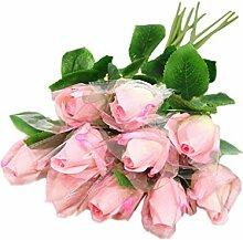 Fghyh Home Office Künstliche Blume