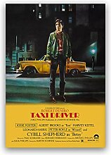 FGVB Retro Filmplakat Taxifahrer Us Movie Martin