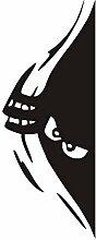 FGYHJ Sneaky Peeking Monster Vinyl Abnehmbare