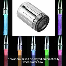 FHJZXDGHNXFGH Neuheit Design 7 Farbe RGB Bunte LED
