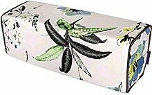 FHK Rückenlehne Chinesische Stil Sofa Matten Lange Kissen Kissen Kissen Kissen Baumwolle Quadrat Kissen 16 * 45cm Taillenkissen ( Farbe : D )
