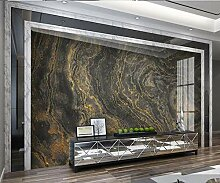 FHOMEY Tapete Wandbild 3D Moderner Marmor Für