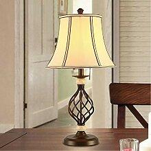 FHUA Tischlampe Lampe Amerikanische
