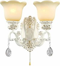 FHW Kreative Wandleuchte Nachttischlampe Ganglampe