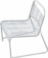 Fiam - Lido Lounge-Sessel, weiß